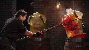 Forged in Fire: The Knightly Poleaxe Tests [Video]