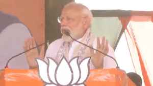MP Govt revealed Cong 'culture' says PM Modi in Sidhi | Oneindia News [Video]