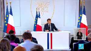 Yellow Vest protests likely to continue after Macron's press conference [Video]