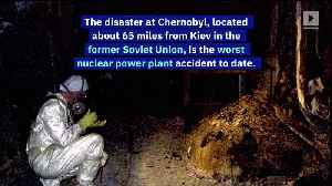 This Day in History: Nuclear Disaster at Chernobyl [Video]