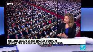 China Belt and Road project: 'Today China is proposing a new form of global governance' [Video]