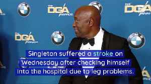John Singleton's Family Fights to Control His Affairs After Massive Stroke [Video]