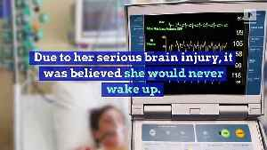 Miraculous Moment as Coma Patient Wakes Up After 27 Years [Video]