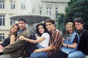 'Friends' Executives Struggled To Choose Right Name For Hit 1994 Show [Video]
