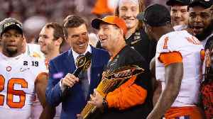 Clemson, Head Coach Dabo Swinney Agree to Historic $10-year, $93 Million Contract [Video]