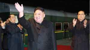 Kim Says Korean Peace Depends On Better Attitude From U.S. [Video]