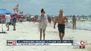 Businesses concerned Florida's tourism marketing may end [Video]