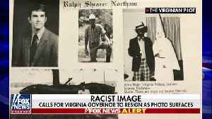 Virginia Governor Ralph Northam and the shocking racist yearbook image [Video]