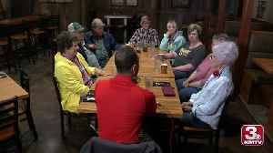 Rock Port, Missouri residents sit down to discuss flooding [Video]