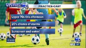 70s in Denver to end the week, with possible thunderstorms this afternoon [Video]