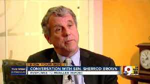 This Week in Cincinnati: Sherrod Brown part 3 [Video]