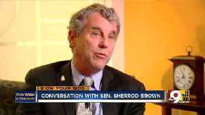 This Week in Cincinnati: Sherrod Brown part 2 [Video]