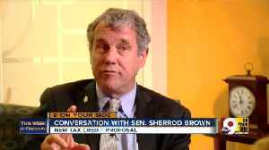 This Week in Cincinnati: Sherrod Brown part 1 [Video]