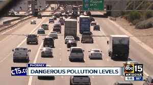 New report shows air quality in Phoenix worsening [Video]