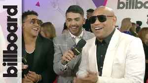 Gente De Zona Close Out BBLMA Pre-Show With a Song | Billboard Latin Music Awards 2019 [Video]