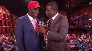LSU linebacker Devin White after getting drafted by Tampa Bay Buccaneers: 'All my horses going to Tampa' [Video]