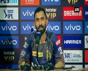 Dinesh Karthik disappointed with close loss against RR [Video]