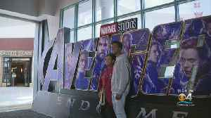 Marvel Fans Beyond Pumped For Premiere Of 'Avengers: Endgame' [Video]