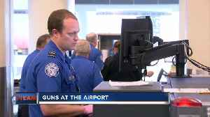 Milwaukee Mitchell International Airport adds to record year for guns found at airport checkpoints [Video]