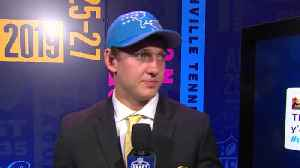 Detroit Lions tight end T.J. Hockenson wants fans to know he's ready to get to work [Video]