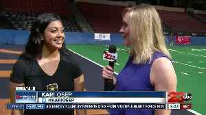 Live interview with Ashley Tenorio ahead of the U.S. Army Bowl All-Star Game [Video]