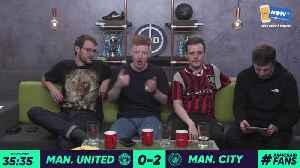 MANCHESTER UNITED 0-2 MANCHESTER CITY | De Gea Mistakes Give City Title Advantage! | #ArmchairFans [Video]