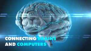 Will brain-machine interfaces help humans compete with AI? [Video]