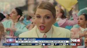 News video: Taylor Swift releases new song