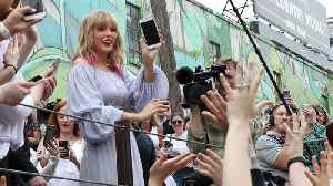 News video: Taylor Swift's new single is all about ME!