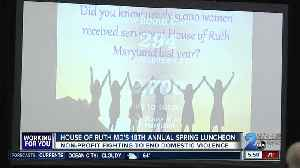 House of Ruth Maryland hosts 18th annual Spring Luncheon [Video]