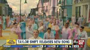 Taylor Swift releases colorful new song, video called 'ME!' [Video]