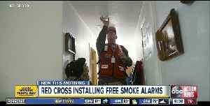 Volunteers needed to install smoke alarms for people in need [Video]