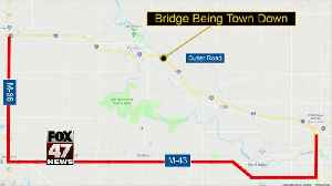 Closure planned for I-96 Friday evening [Video]