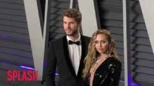 Miley Cyrus Is 'Freakishly Obsessed' With Husband Liam Hemsworth [Video]