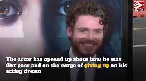 Richard Madden was 'completely broke' before Game of Thrones breakthrough [Video]