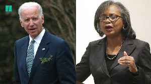 Joe Biden Addresses Anita Hill Apology On 'The View' [Video]