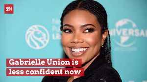 Gabrielle Union Isn't Her Usual Self [Video]