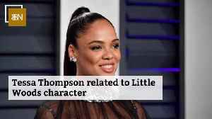 Tessa Thompson Related To This New Movie [Video]