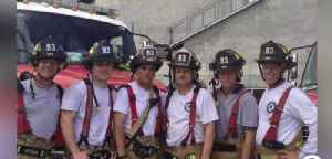 Cancer an occupational hazard for firefighters [Video]