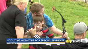 Evansville Boy Scouts Host Exceptional Needs Field Day [Video]
