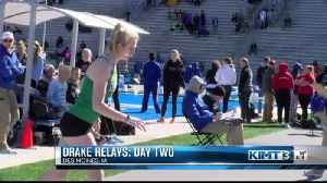 Drake Relays: Day Two [Video]