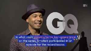 Jussie Smollett Came Back With A New Empire Episode [Video]
