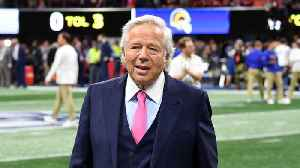 Lawyers for New England Patriots owner Robert Kraft seek to have alleged sex video thrown out [Video]