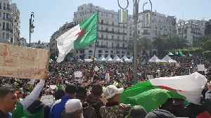 Anti-Government Protesters Rally in Algiers for Tenth Consecutive Week [Video]