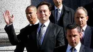 Tesla's Musk May Reach New Deal With US Securities And Exchange Commission [Video]