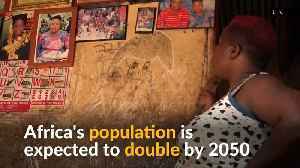 Mother of 38 children in Uganda highlights Africa's fertility rate [Video]