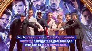There Are Many More Marvel Movies Coming After 'Avengers: Endgame' [Video]