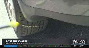 Chalking Tires Ruled Unconstitutional [Video]