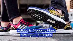 Adidas Will Let You Step Into The Shoes Of An Avenger [Video]