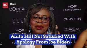 Anita Hill Doesn't Think Joe Biden's Apology Was Sincere [Video]